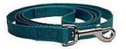 6 foot Leash - Plain. 11 colours 3 sizes